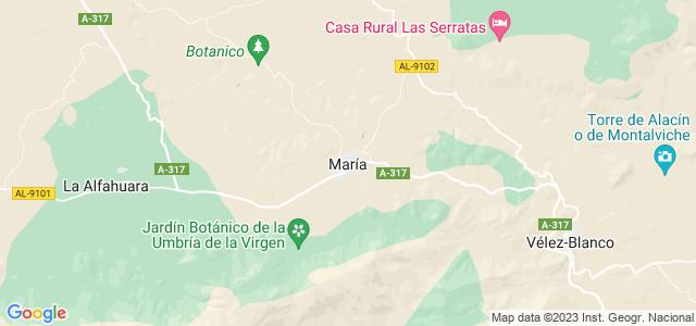 Mapa de María