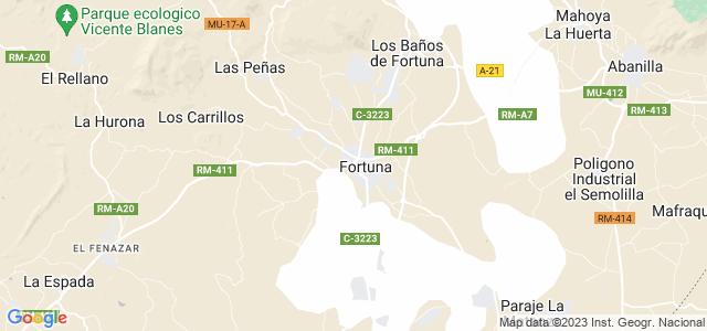 Mapa de Fortuna