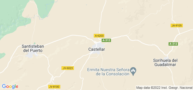Mapa de Castellar