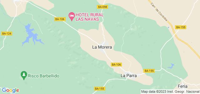 Mapa de Morera