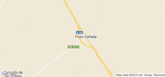 Mapa de Pozo Cañada