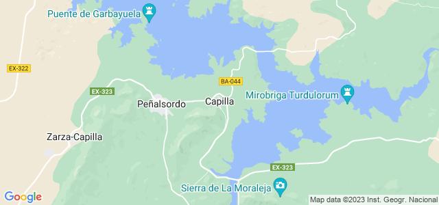 Mapa de Capilla