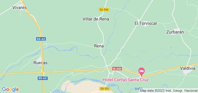 Mapa de Rena
