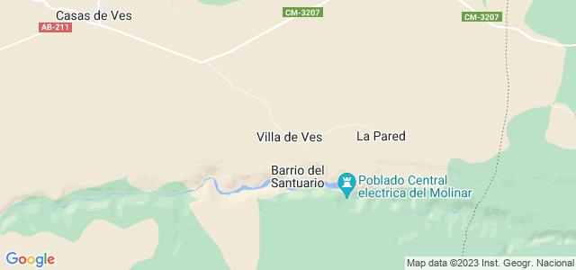 Mapa de Villa de Ves