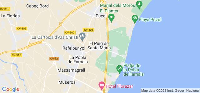 Mapa de Puig