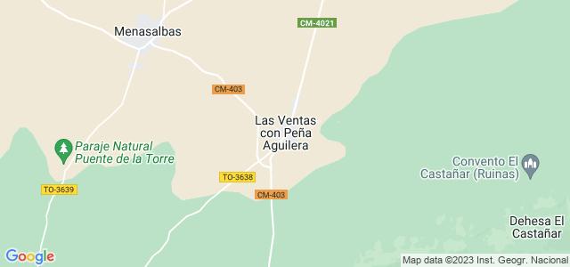 Mapa de Ventas con Peña Aguilera