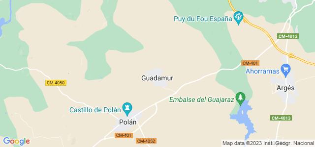 Mapa de Guadamur