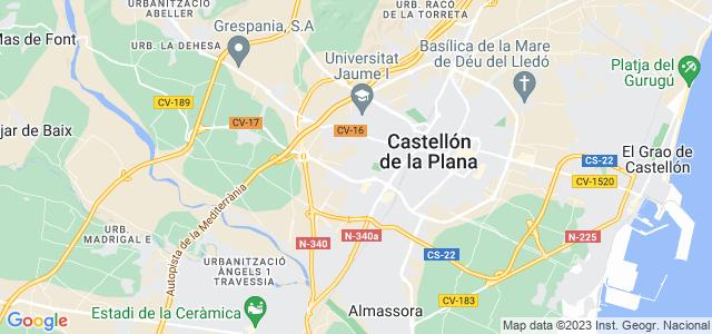 Mapa de Torre dEn Besora