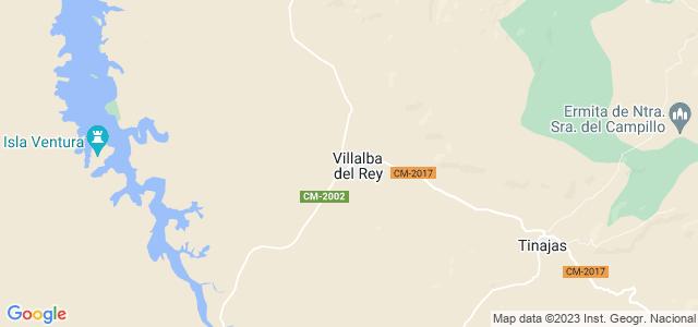 Mapa de Villalba del Rey