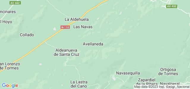 Mapa de Avellaneda