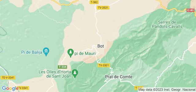 Mapa de Bot