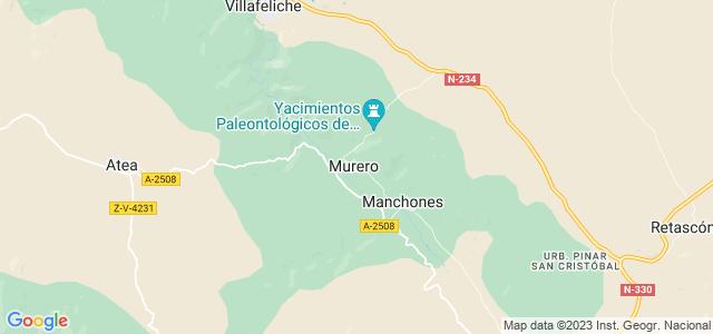 Mapa de Murero