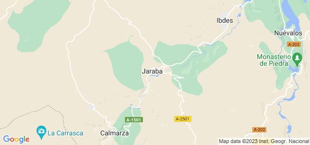 Mapa de Jaraba