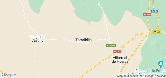 Mapa de Torralbilla