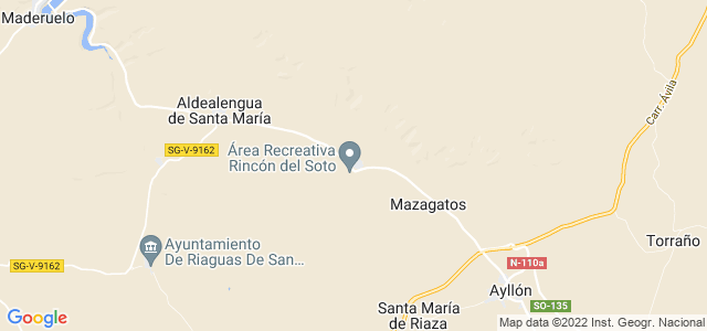 Mapa de Languilla