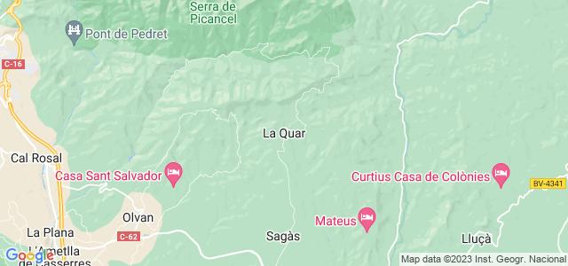 Mapa de Quar