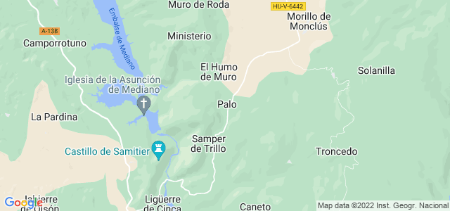 Mapa de Palo