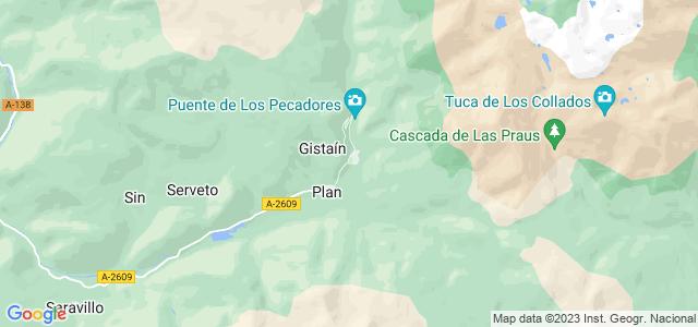 Mapa de San Juan de Plan