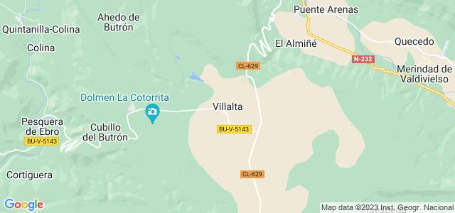 Mapa de Altos