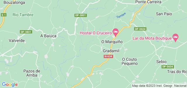 Mapa de Pino