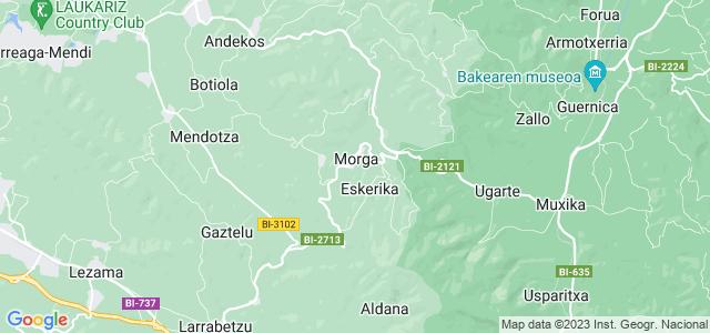 Mapa de Morga