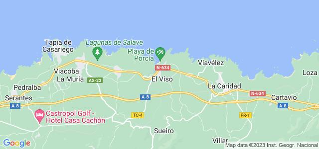 Mapa de Franco